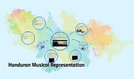 Honduran Music Representation