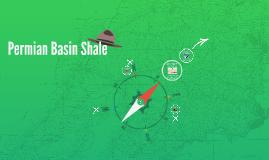 Permian Basin Shale