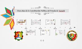 Constitución Política para el Estado Libre y Soberano de Nay