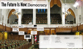 Encounters With Canada- Group A Democracy