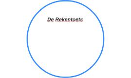 De Rekentoets