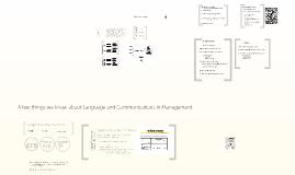 Culture as Communication ICIC2010