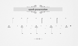apush presentation