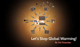 Let's Stop Global Warming!