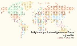 Religion et pratiques religieuses en Franc
