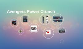 Avengers Powercrunch