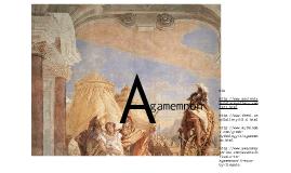 Agamemnon - The Commander