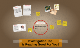 Investigation Top: