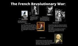 Major Causes of the French Revolutionary War