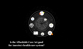 Is The Affordable Care  Act Good for the US healthcre syatem