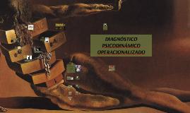 DIAGNÓSTICO PSICODINÁMICO