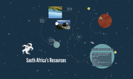 South Africa's Resources