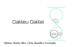 Copy of Galileu