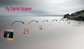 My Digital Resume