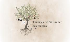 Théories - Sociologie des médias