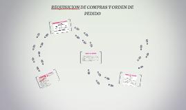 REQUISICION ORDEN COMPRA