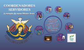 COORDENADORES SERVIDORES