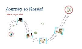 Intro to Korean Culture