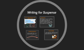Writing for Suspense