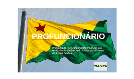 OFERTA DE VAGAS -  Programa de Formação Inicial em Serviço do