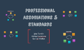 Professional Associations & Standards