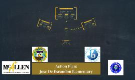 Action Plan: Jose De Escandon Elementary