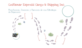 Costamar Express - Estrategia de Expansion