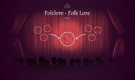 Folclore - Folk Lore