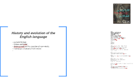 History and evolution of the English language