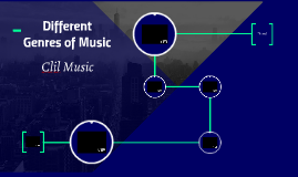 Different Genres of Music