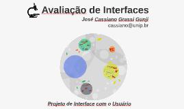 04 Avaliação de Interfaces