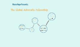 Mama Hope's Global Advocate Fellowship