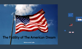 American Beauty- The futility of the American Dream