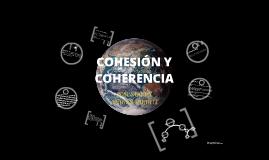 Copy of COHESION Y COHERENCIA