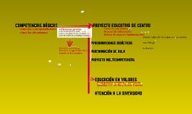 Proyecto Educativo y CC BB. ATARFE