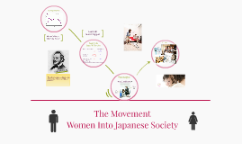 The Women Into Japanese Society