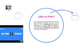 ¿Que es Prezi?