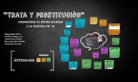 Trata y prostitución