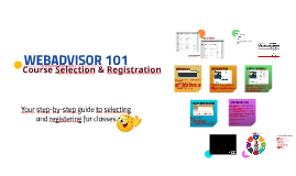 Course Selection & Registration