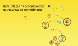 Copy of Inter-relação da Economia com outras áreas do conhecimento.