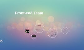 Front-end Team