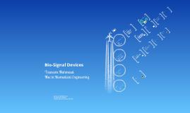 Biosignal Devices