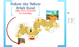 Copy of Follow the Yellow Brick Road: Using Story Elements for Retelling