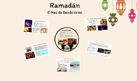 Mes Sagrado de Ramadán