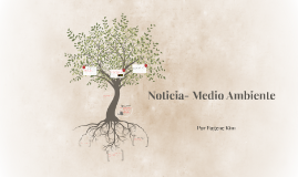 Noticia- Medio Ambiente