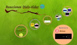 Reacciones  Diels-Alder