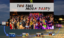 The party is on the night of the full moon