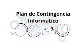 Plan de Contingenci Informatico