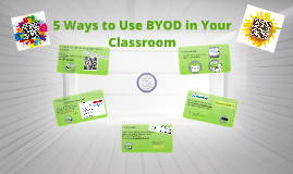 5 Ways to Use BYOD in Your Classroom