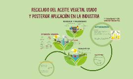 Reciclaje de AVU y aplicaciones en la industria